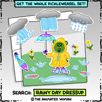 PickleWeasel Raincoats