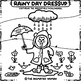 PickleWeasel Rainy Day DressUp