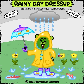 PickleWeasel Rainy Day DressUp
