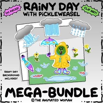 PickleWeasel Rainy Day MEGA-BUNDLE