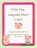 Picky Pigs - Long and Short I Sort