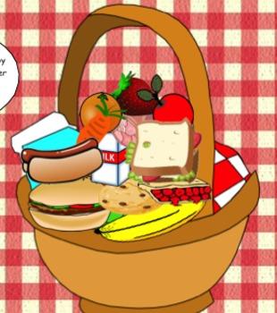 Picnic Basket Syllable Sort