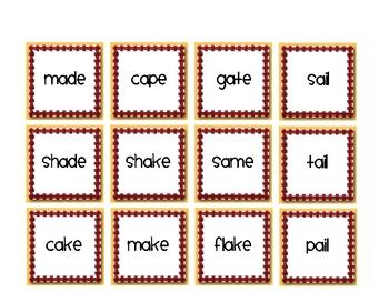 Picnic Bingo
