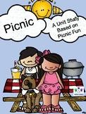 Picnic Fun - A Unit Study Based on Picnics