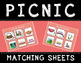Picnic Language Bundle with Adapted Books
