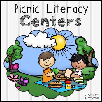 Picnic Literacy Centers