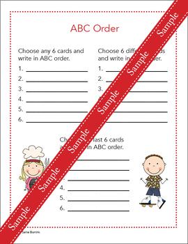 Summer Picnic Literacy for Kindergarten and First Grade