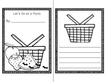Picnic Mini Unit~ Includes Graphic Organizers & Much More!