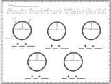 Picnic Part-Part-Whole Math