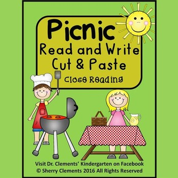 Picnic Read and Write