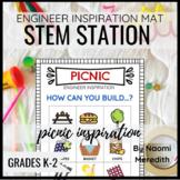 Picnic STEM Activity | Engineer Inspiration | Printable & Digital