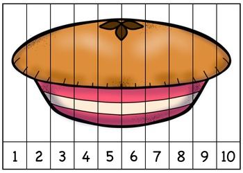 Picnic Sequence Puzzles