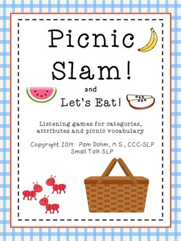 Picnic Slam! and Let's Eat Game