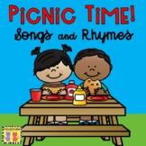 Picnic: Songs & Rhymes