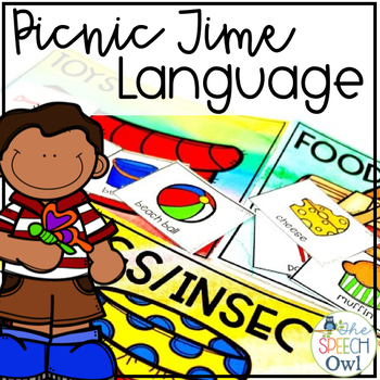 Picnic Time Language!