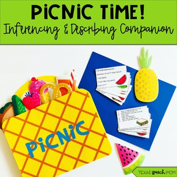 Picnic Time: Inferencing and Describing Unit