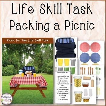 LIFE SKILL TASK Packing a Picnic