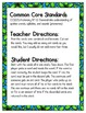 Picnic in the Park Phonics: Short E Pack