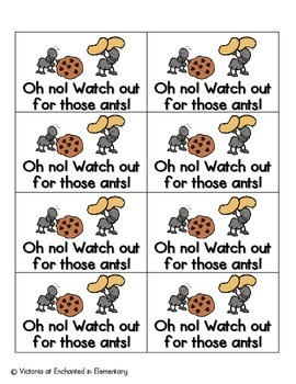 Picnic in the Park Sight Words! Third Grade List Pack
