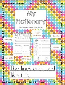 Pictionary Plus Practice Bundle