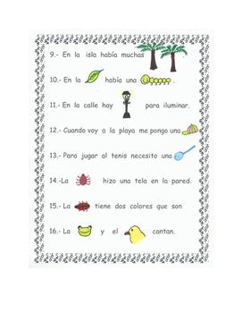 En español.Pictograma R-RR Parte 2
