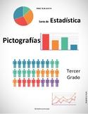 Pictographs - Pictografías - Spanish - TEKS: 3.8A y 3.8B