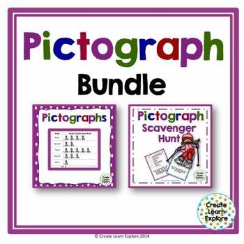 Pictograph Bundle Winter Activities