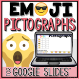 Pictograph Google Slides™ Activities: Graphing with Emojis