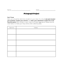 Pictograph Project