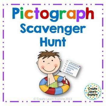 Pictograph Scavenger Hunt