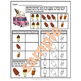 "Pictograph Worksheets and Game ""Pick Your Ice Cream"""