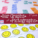 Pictograph and Bar Graph Math Unit- Second Grade
