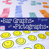 Pictograph and Bar Graph Math Unit- Third Grade