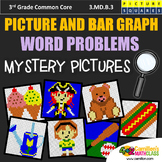 Pictograph for 3rd Grade, Bar Graphs Worksheets