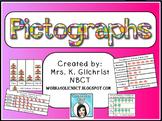 Pictographs Activinspire Flipchart Lesson { Picture Graphs }