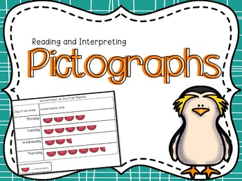 Pictographs Powerpoint & Guided Notes
