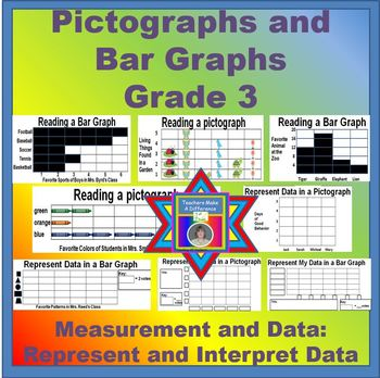 Pictograph Graph: Mr. Postman | Worksheet | Education.com