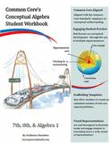 Pictorial Mathematics Conceptual Algebra Student Workbook