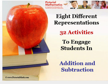Adding and Subtracting Powerpoint, Conceptual Activities and Templates