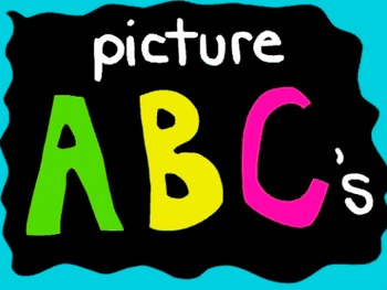 Picture ABCs: A-I