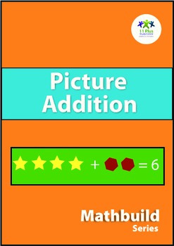 Picture Addition - Number Worksheets