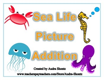 Picture Addition Puzzles
