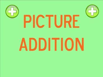 Picture Addition - Smartboard