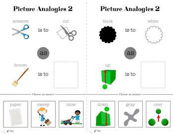 Picture Analogies Bundle