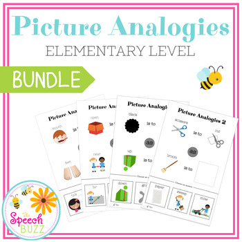 Picture Analogies Worksheets & Teaching Resources | TpT