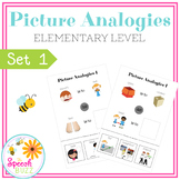 Picture Analogies - Elementary Level