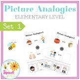 Picture Analogies: Set 1