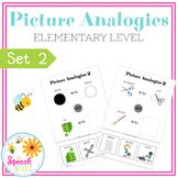 Picture Analogies: Set 2