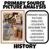 Picture Analysis TEMPLATE