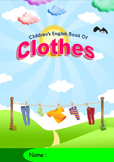 Picture Book About Clothes
